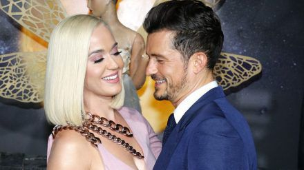 Orlando Bloom und Katy Perry hatten Uneinigkeiten beim Babynamen