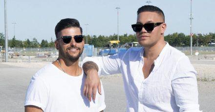 """Kay One: Das ist sein Sommer-Hit """"Bachata"""" mit Popstars-Gewinner Cristobal"""