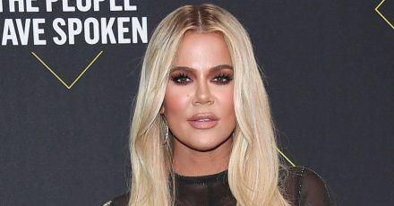 Khloé Kardashian schummelt sich schöner