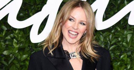 Kylie Minogue hat als Hausfrau versagt?