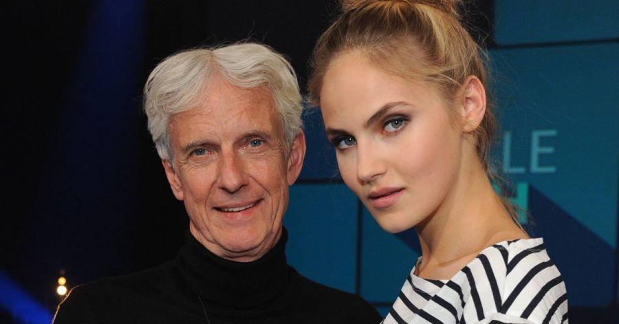Mathieu Carrière feiert seinen 70 nur mit den Frauen, die ihm wichtig sind