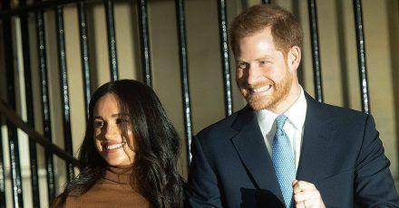 Meghan und Prinz Harry lieben ihr privates Leben in Montecito