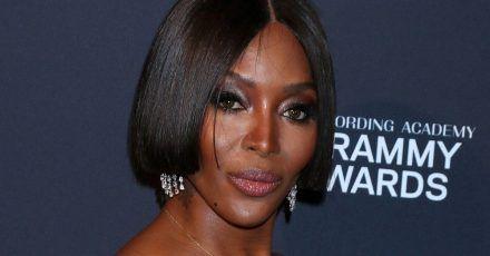Naomi Campbell will noch lange nicht abtreten