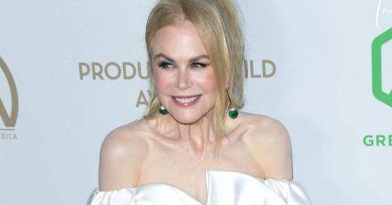 Nicole Kidman hatte lange Probleme mit sich selbst