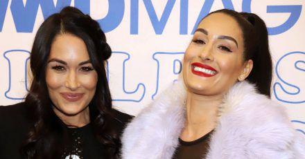 Zwillinge Nikki und Brie Bella: Babys kamen (fast) gleichzeitig