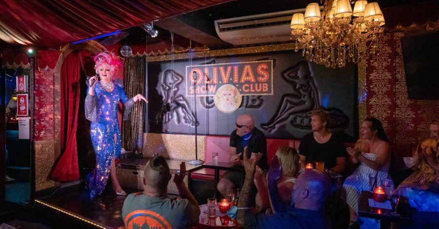 Olivia Jones: Club öffnet wieder -aber mit Desinfektions-Transe