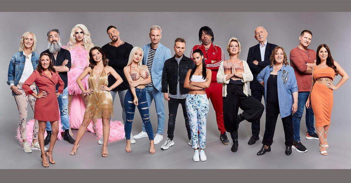 """""""Promi Big Brother"""": Diese 4 ziehen zum Start live ins Haus"""