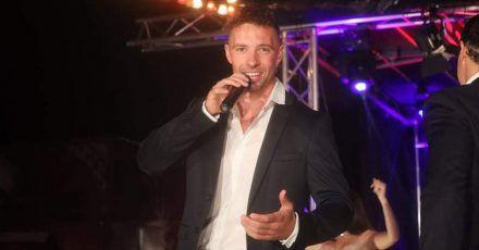 Ramon Roselly: Gänsehaut und Stand Ovations bei erstem Live-Konzert