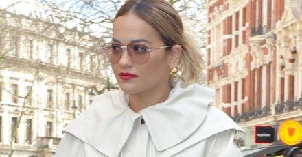 Rita Ora ist nur wegen den Frauen in ihrer Familie erfolgreich?