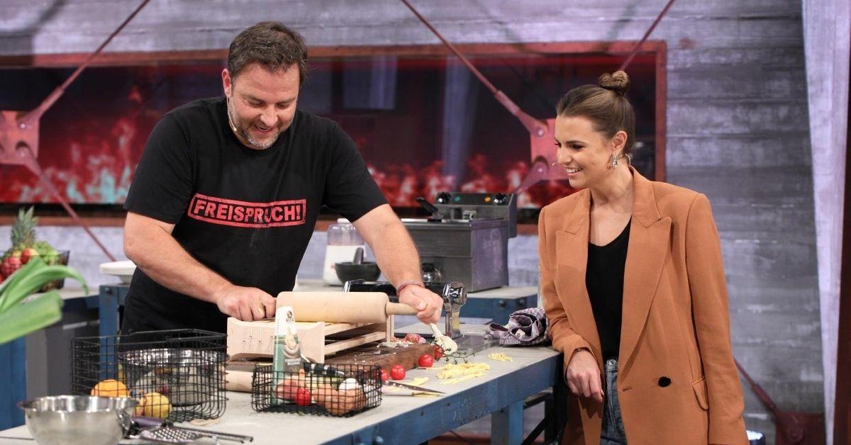 """""""Grill den Henssler"""": Dagi Bee und Co. bringen Steffen ins Schwitzen"""
