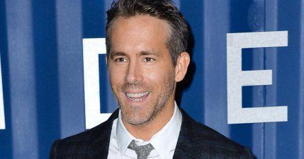 """Ryan Reynolds: """"Ich hoffe, die jungen Leute bringen meine Mutter nicht um!"""""""