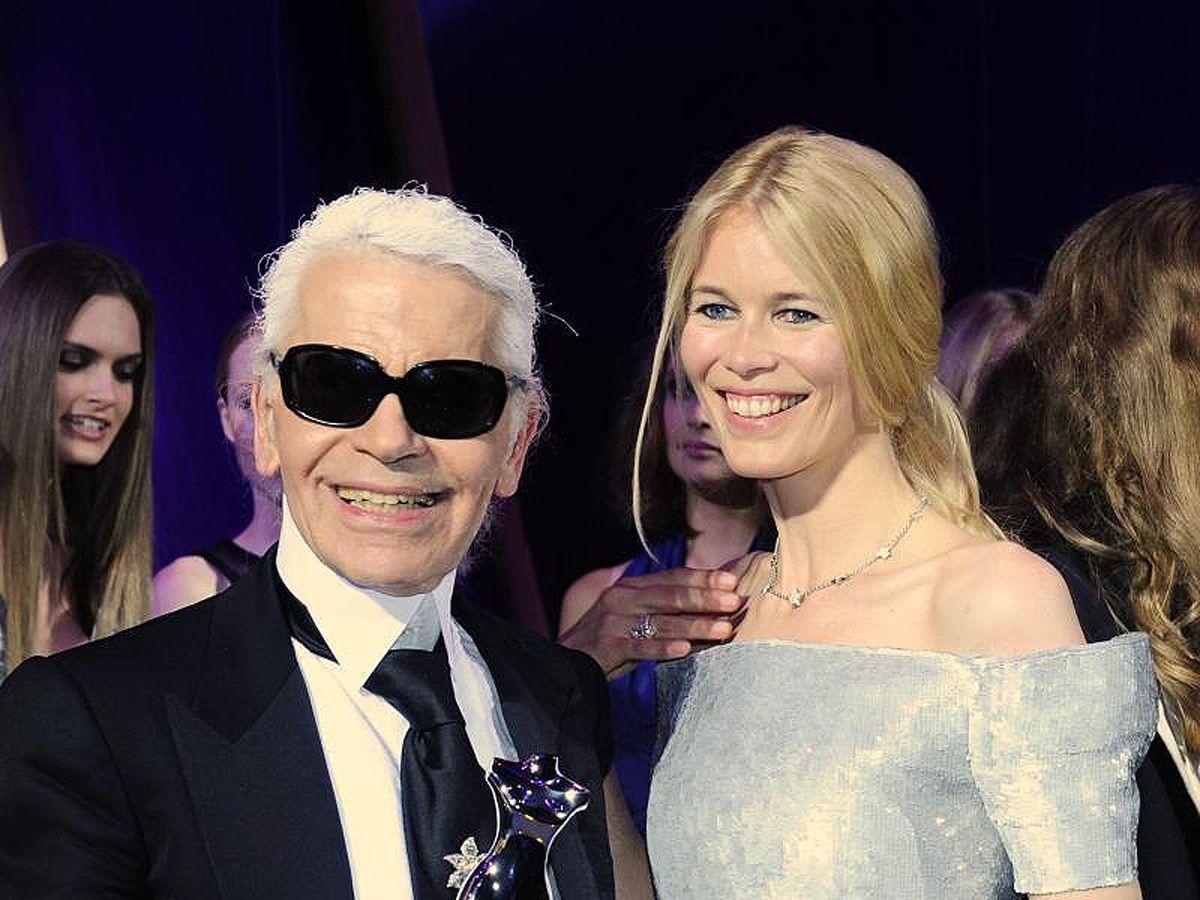 Claudia Schiffer ist 50: Supermodel, Ikone und Influencerin