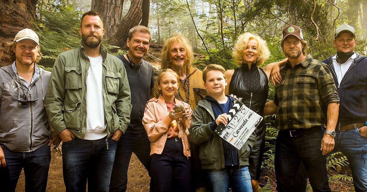 """""""Catweazle"""": Der neue Film mit Otto Waalkes ist endlich abgedreht"""