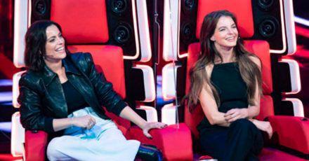 """The Voice of Germany"": Alles über Team Yvonne Catterfeld & Stefanie Kloß"