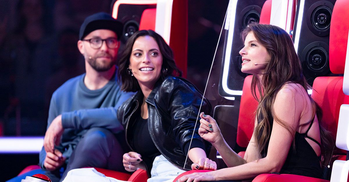 """The Voice of Germany"": Alles über Team Yvonne Catterfeld & Stefanie Kloß"" class=""size-full wp-image-565165"