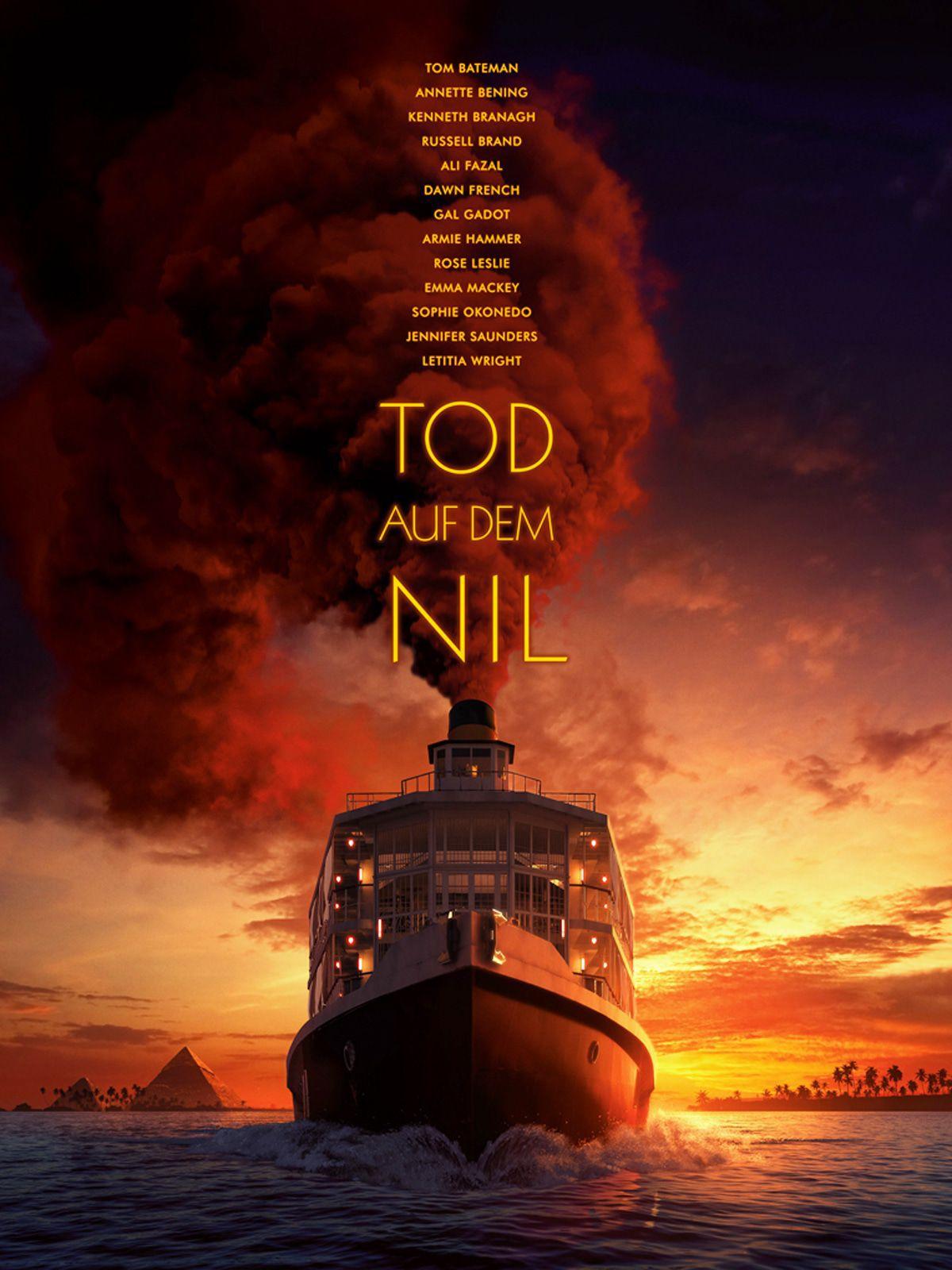 """Remake von """"Tod auf dem Nil"""": Hier ist der erste Trailer"""