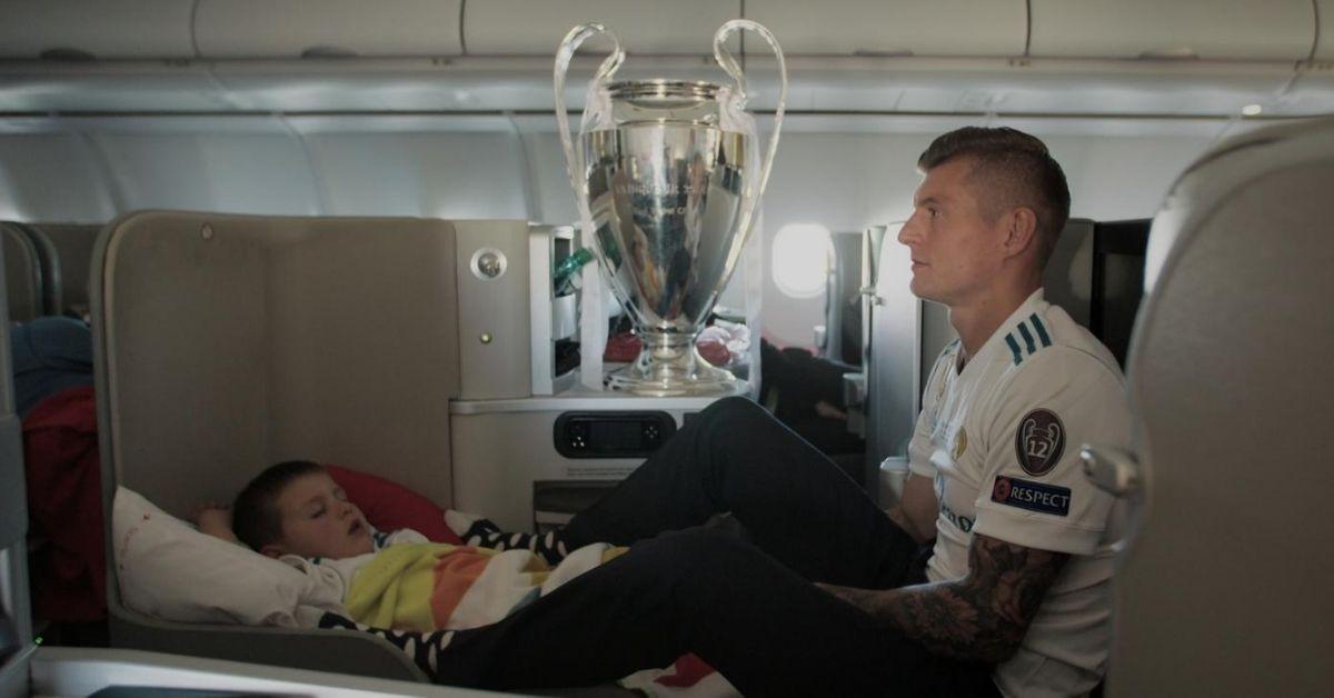 """""""KROOS"""" – Kinofilm über unseren Real-Madrid-Star im TV"""