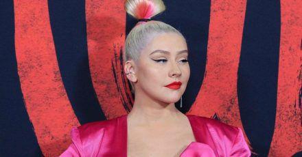 """Christina Aguilera: """"Ich werde keine Diät machen!"""""""