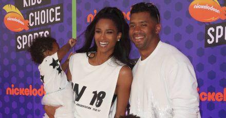 Ciara: So schlimm war ihre Schwangerschaft in Zeiten von Corona