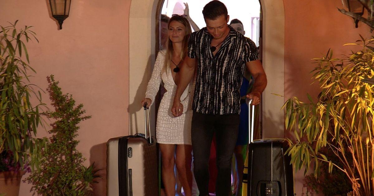 """""""Love Island"""": Die Islander kicken Josua und Mila raus"""