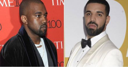 Kanye West: Steht nach verwirrten Tweets neuer Beef mit Drake an?