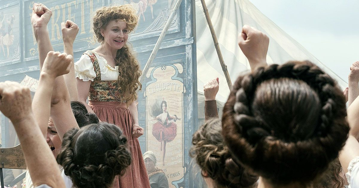 """""""Oktoberfest 1900"""": Alles über die große ARD-Serie im Westernstil"""