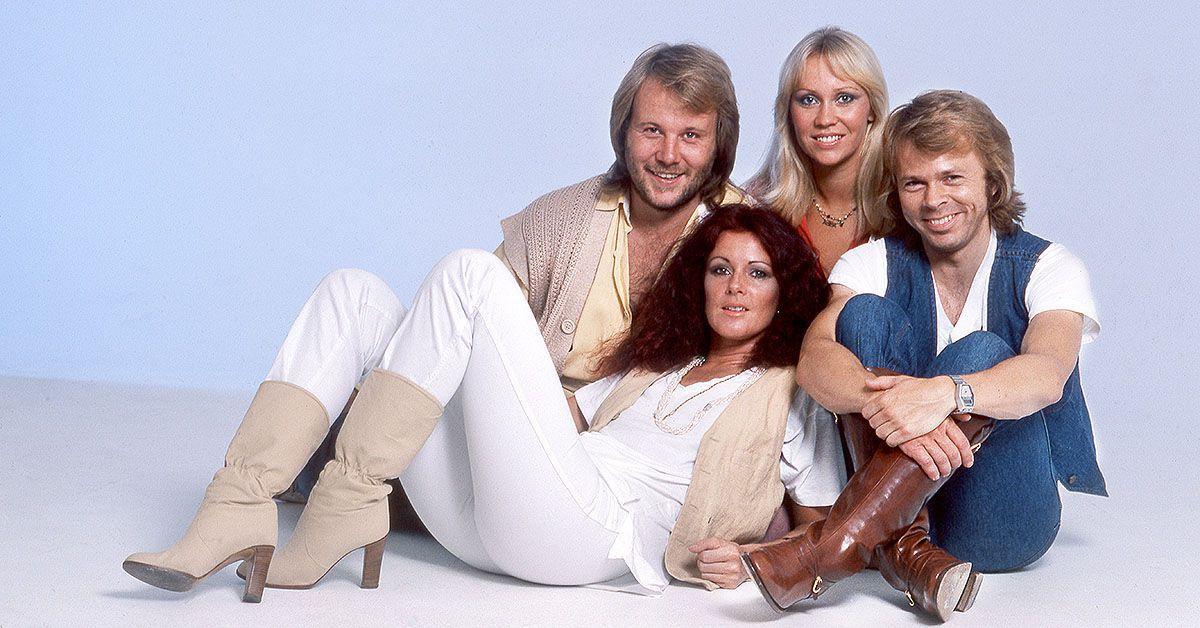 ABBA: Gemeinsamer geheimer Dreh in London