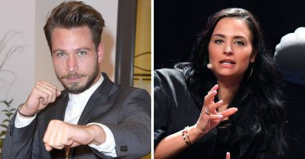Amira Pocher und Sebastian Pannek haben Beef