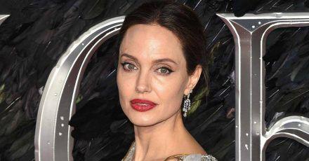Süß! Angelina Jolie spendet an Limonadenstand