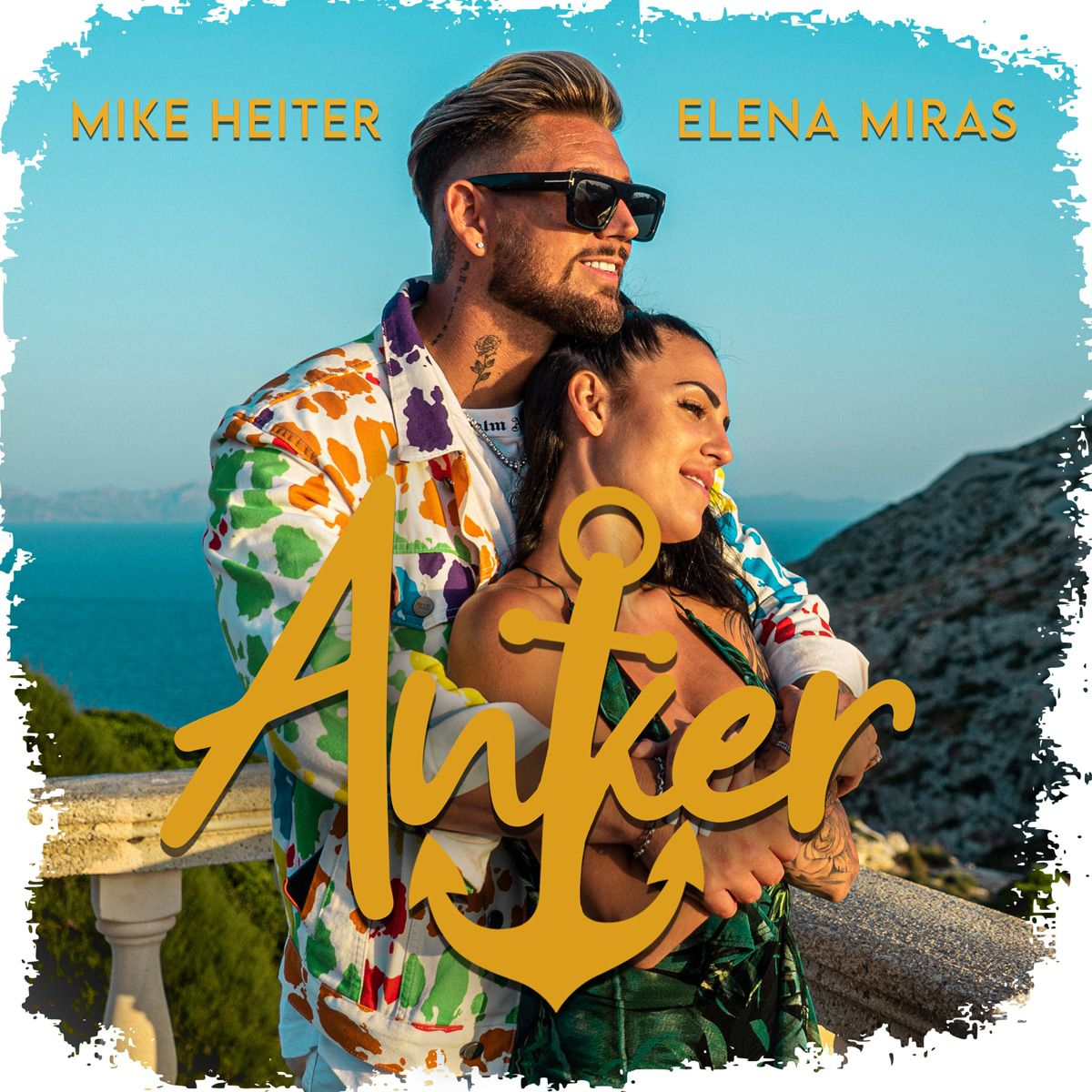 """Elena Miras und Mike Heiter versuchen sich an Deutschrap: Das ist ihr Song """"Anker"""""""