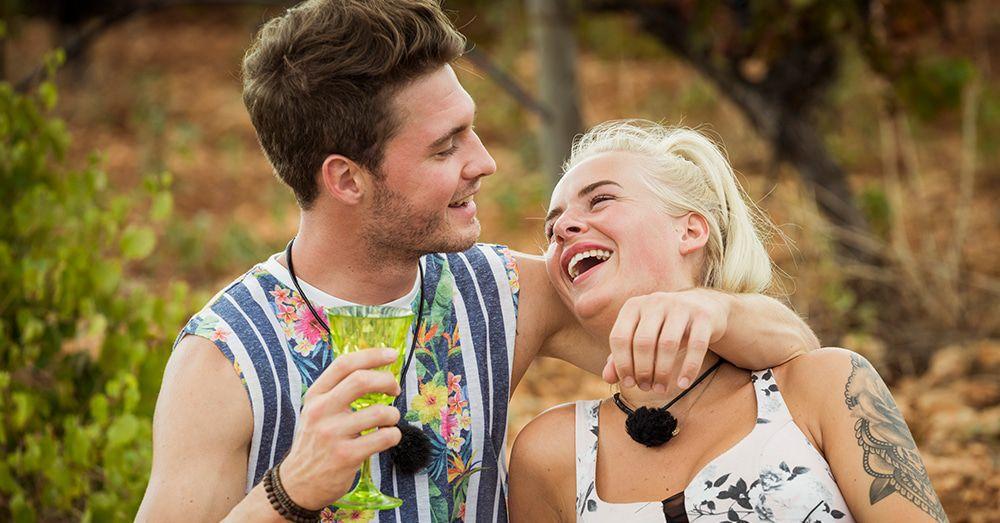 """""""Love Island"""" Tag 7: Henrik hat nur Augen für Granate Nathalia"""