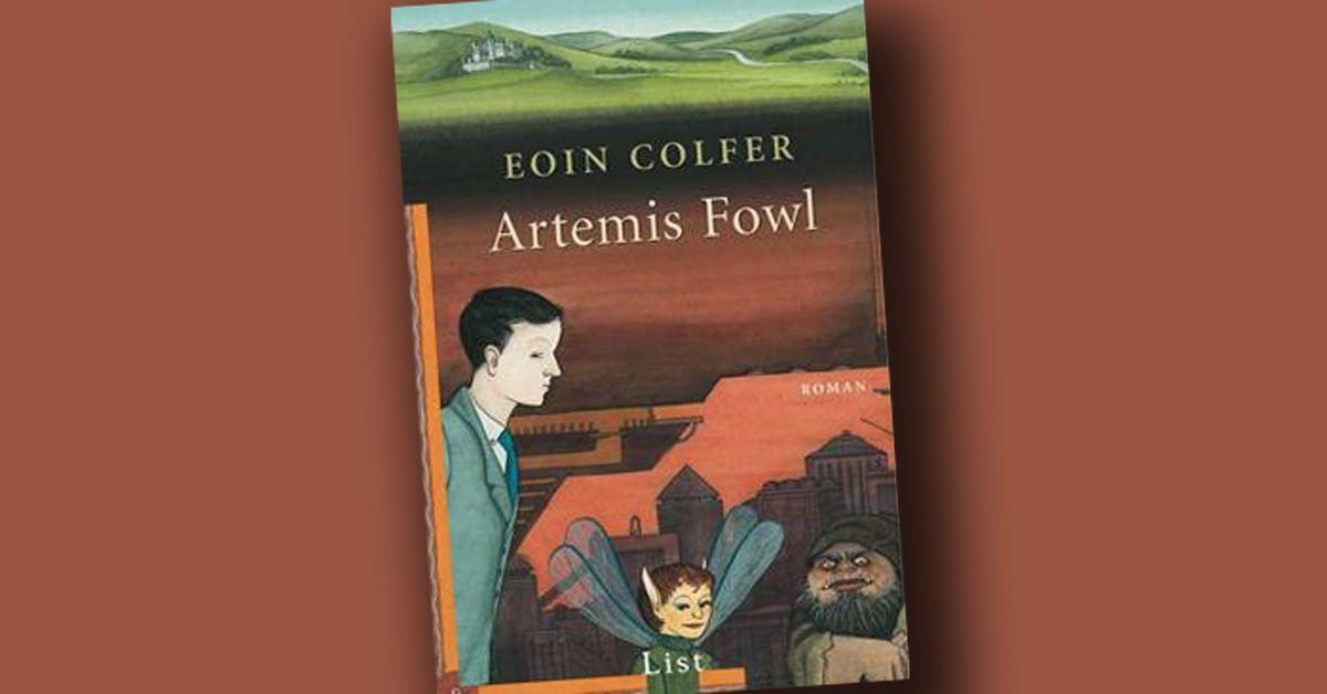 """Verlosung! """"Artemis Fowl"""" jetzt bei Disney+"""