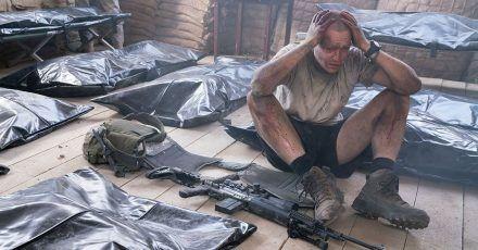 """Filmkritik """"The Outpost"""": Packendes Kriegsdrama mit Orlando Bloom"""