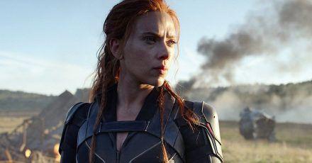 """Scarlett Johansson: So krass waren die Dreharbeiten zu """"Black Widow"""""""