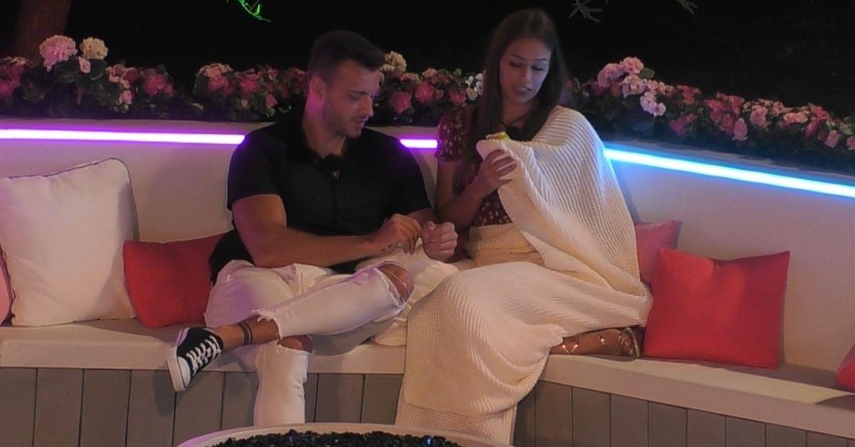 """""""Love Island"""" Tag 4: Die dicke Luft zwischen Melina & Luca spitzt sich zu"""