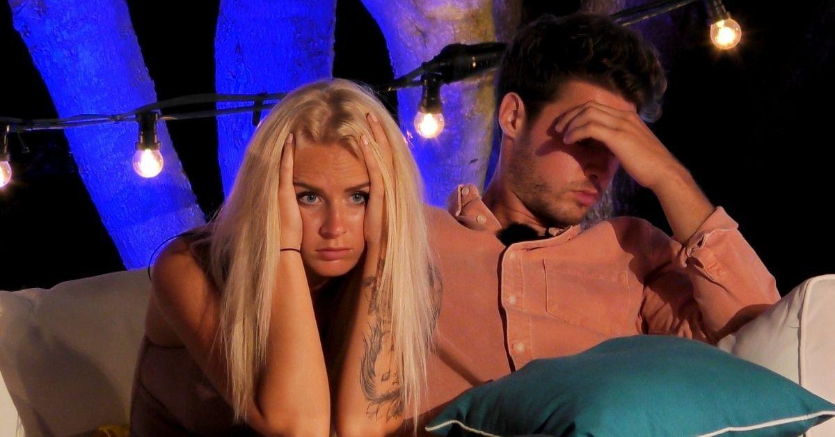 """""""Love Island"""" Tag 19: Tobias muss nach heißer Nacht mit Laura gehen"""
