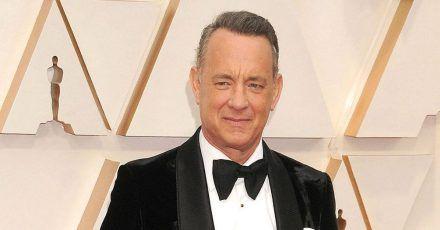 """Tom Hanks hat sein eigenes Geld in """"Forrest Gump"""" gesteckt"""