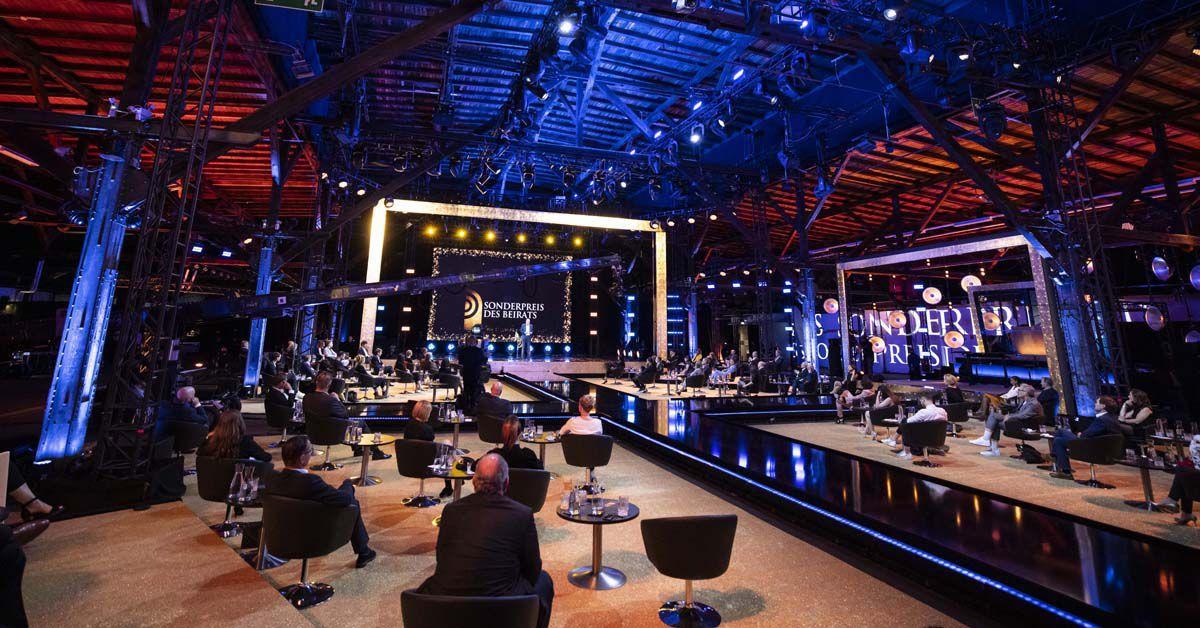 """""""Deutscher Radiopreis"""": Das war die Pandemie-Show 2020"""