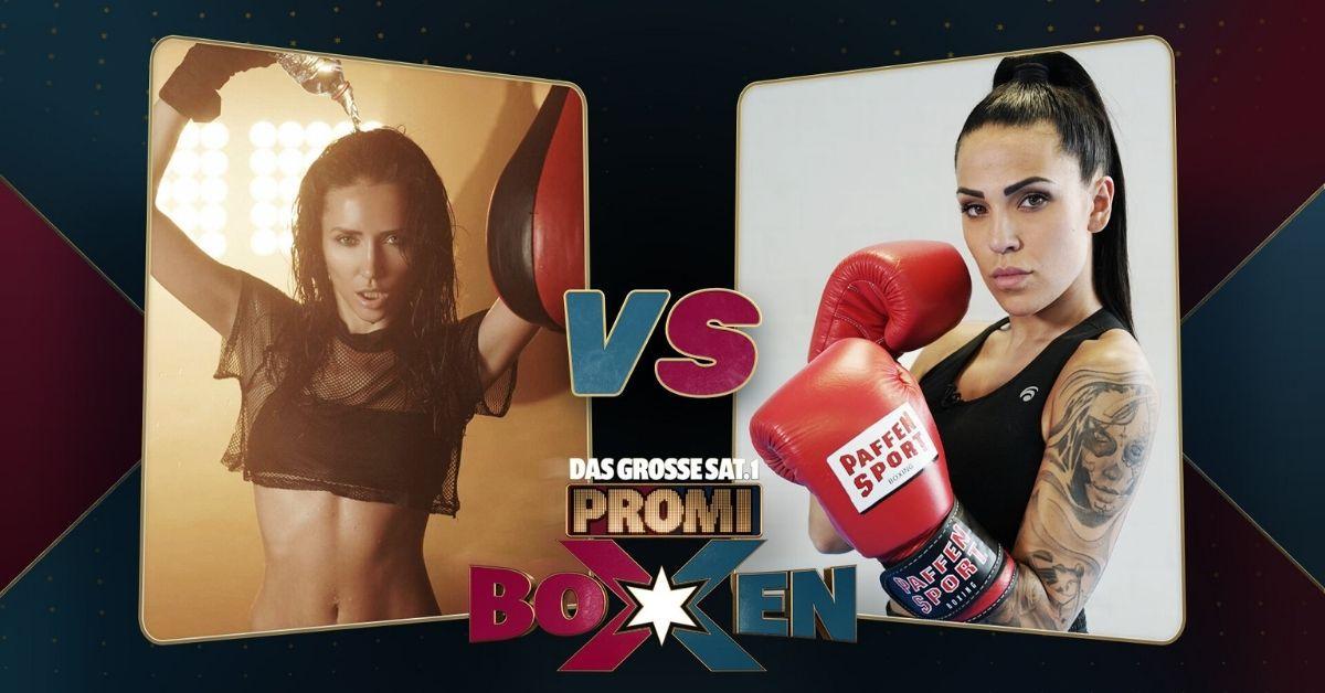 """Elena Miras hat für ihren Kampf beim """"Promiboxen"""" fünf Stunden täglich trainiert"""