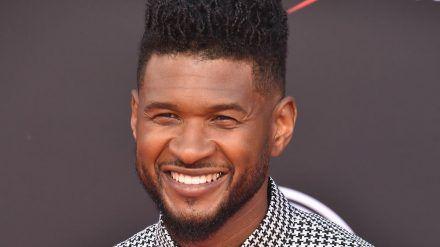 Usher während eines Events in Los Angeles. (wue/spot)