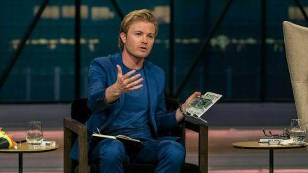 Nico Rosberg sitzt nun im Löwen-Stuhl. (jom/spot)