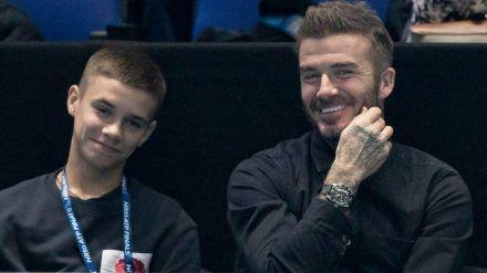 David Beckham gratuliert seinem Sohn Romeo zu einem besonderen Tag. (jom/spot)