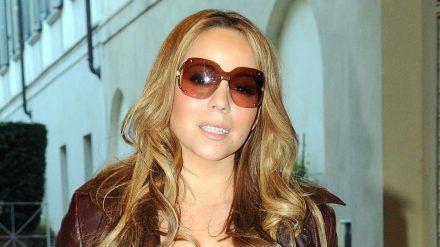 Mariah Carey fühlte sich 2008 in der Show von Ellen DeGeneres nicht wohl. (wue/spot)