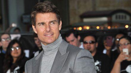 """Gibt für sein """"Baby"""" alles: Action-Star Tom Cruise. (dms/spot)"""