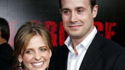 Eine Ehe ohne Skandale: Sarah Michelle Gellar und Freddie Prinze Jr. (dms/spot)