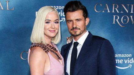 Sind jetzt glückliche Eltern: Katy Perry und Orlando Bloom (mia/spot)
