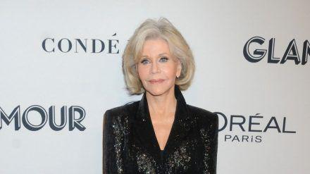Jane Fonda bei einer Veranstaltung in New York City im vergangenen Jahr. (stk/spot)