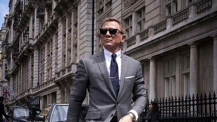 """James Bond (Daniel Craig) bekommt es in """"Keine Zeit zu sterben"""" mit einem besonderen Widersacher zu tun. (stk/spot)"""