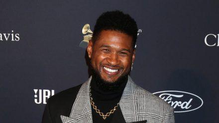 Freut sich auf seine eigene Live-Show in Las Vegas: Usher. (stk/spot)