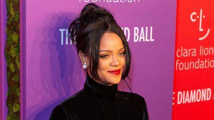 Sängerin Rihanna ist offenbar eine viel beschäftigte Frau. (cos/spot)